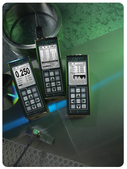 Material & Coating Thickness Gauges : CMX