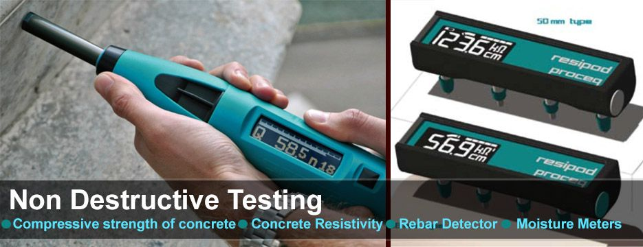 Non Destructive Testing Equipment