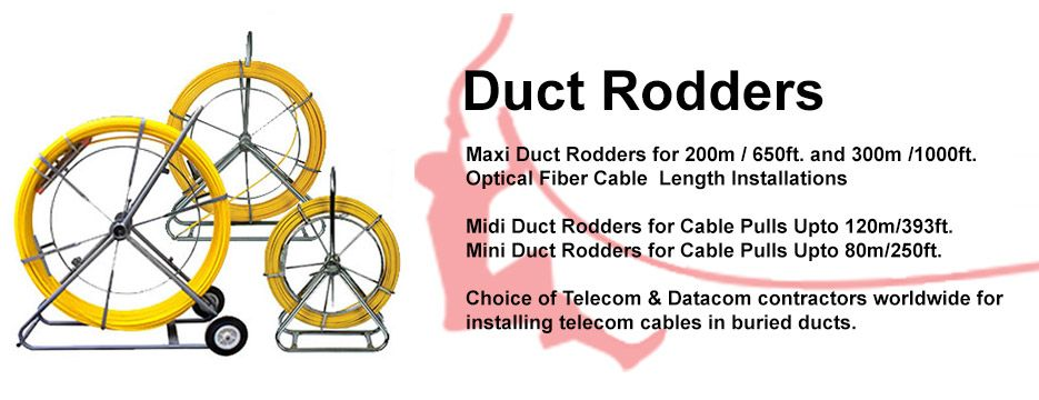 Duct Rodders