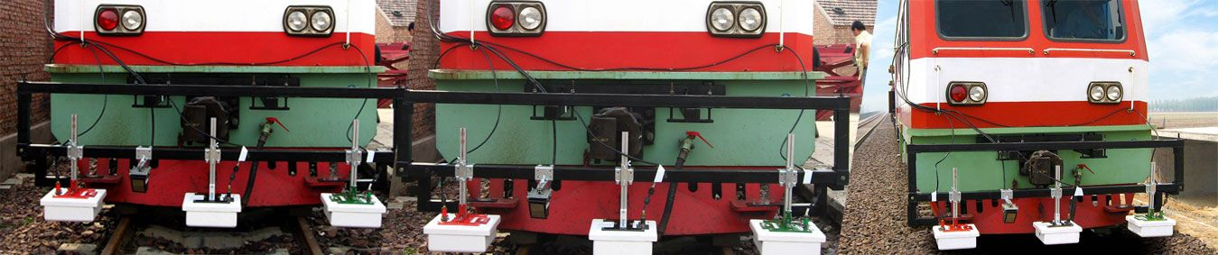 SRS Railway Ballast Inspection system