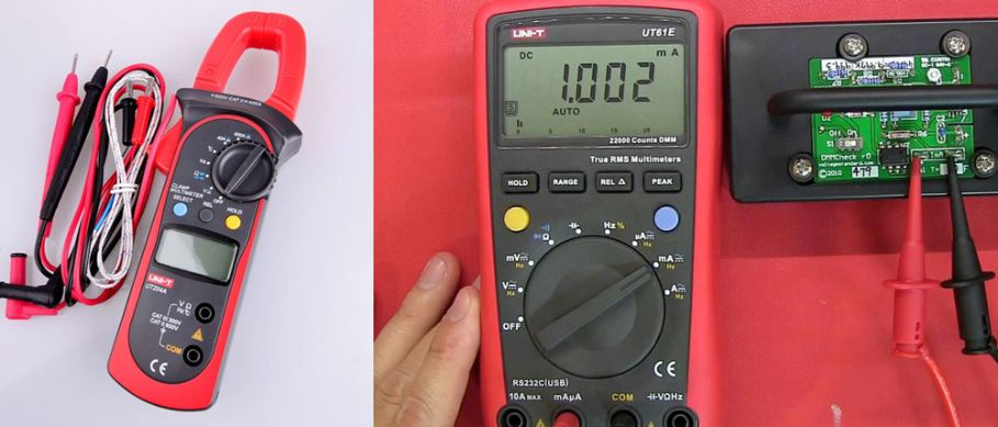 Multimeter & Clamp Meters