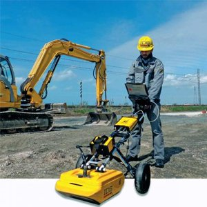 Utility Detection & Mapping GPR