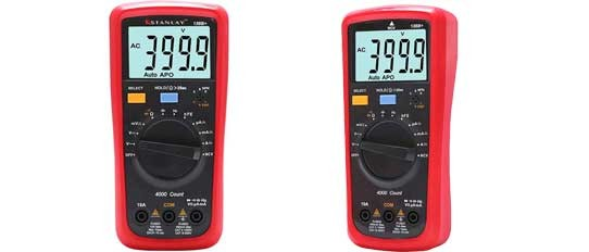 136B+ Digital Multimeter