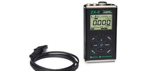 ZX-6 Multi Echo Material Thickness Gauge