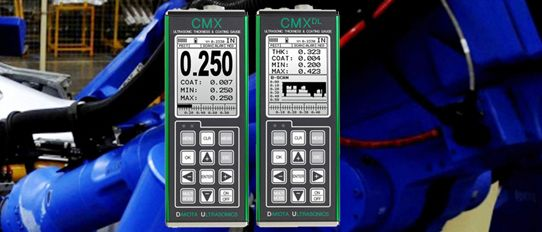 CMX : Material Coating & Thickness Gauge