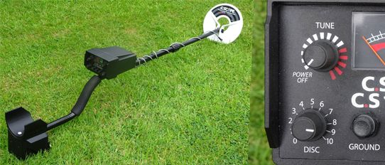 CS1220XD Metal Detector