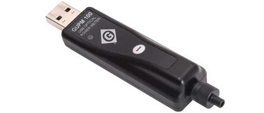 GUPM 100 Optical Power Meter
