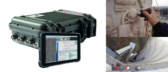 MCHA Cross Hole, Pile Integrity Tester & Ultrasonic Pulse Velocity Tester – All In One System