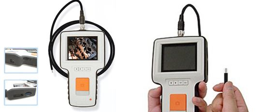 ST10 Monitor Type Image Guide Borescope