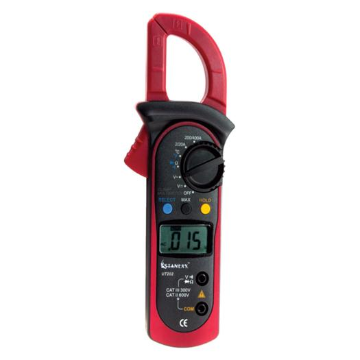 AC Digital Clamp Meter 202