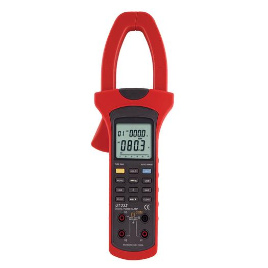 Power Clamp Meter 232