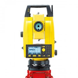 Leica Builder 405 Total Station Video