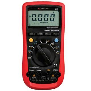 61E True RMS Digital Multimeter