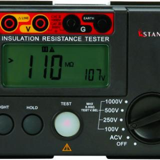 LV Insulation Testers 501A