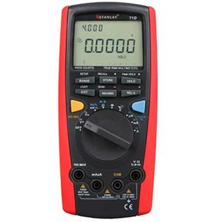 71D True RMS Intelligent Digital Multimeter