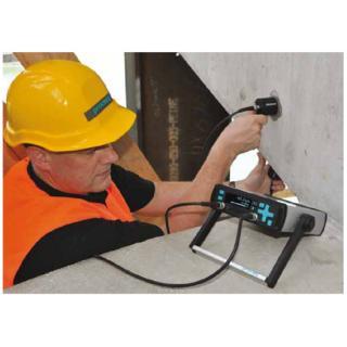 Proceq Pundit Lab+ Ultrasonic Pulse Velocity tester