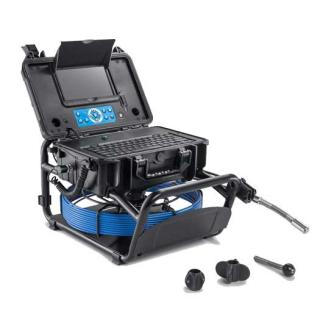 RPIC1 Ruggedized Industrial Video Drain-Pipe Inspection Camera