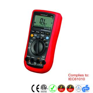 61D True RMS Digital Multimeter