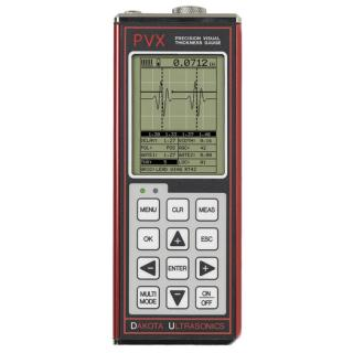 PVX : Ultrasonic Precision Thickness Gauge