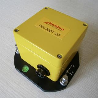Veloget Seismometer 1 Hz