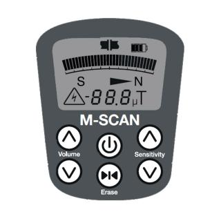 M-SCAN Magnetometer