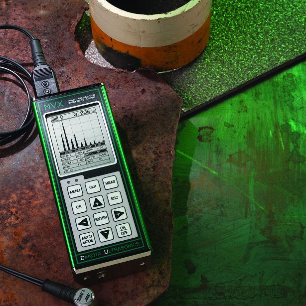 MVX : Ultrasonic Thickness Gauge