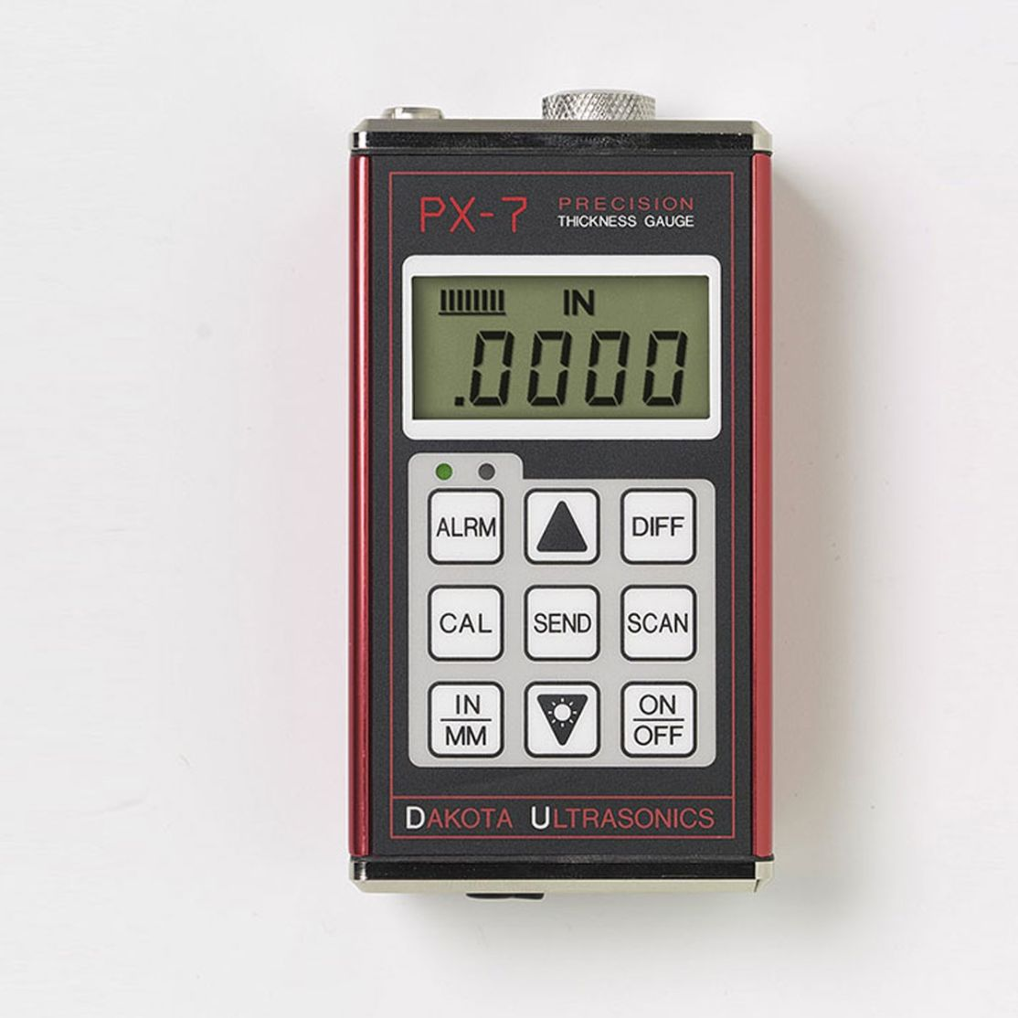 PX-7 Precision Thickness Gauge