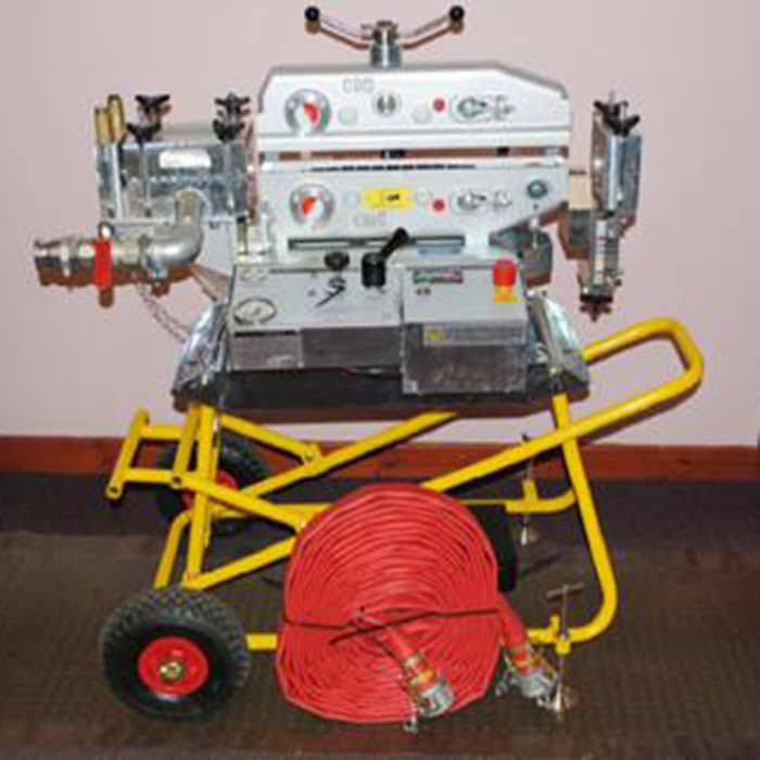 Tornado Cable Blowing Machine - CBS UK