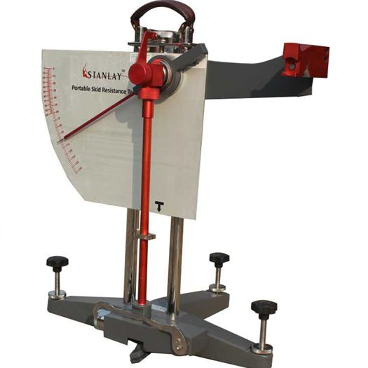 Skid Resistance Tester Portable Friction Tester In India - Floor friction tester