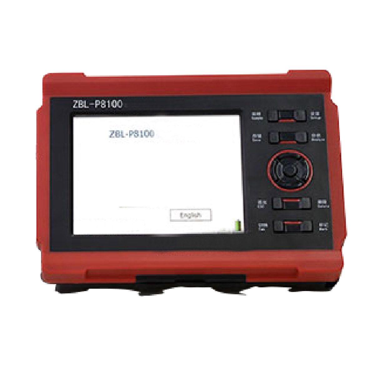 P8100 Dynamic Foundation Pile Tester