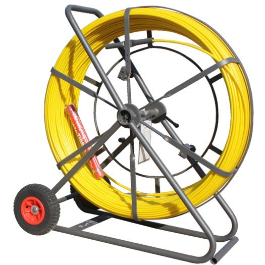 Cable Tiger Maxi Duct Rodder - Install Optical fiber Cables