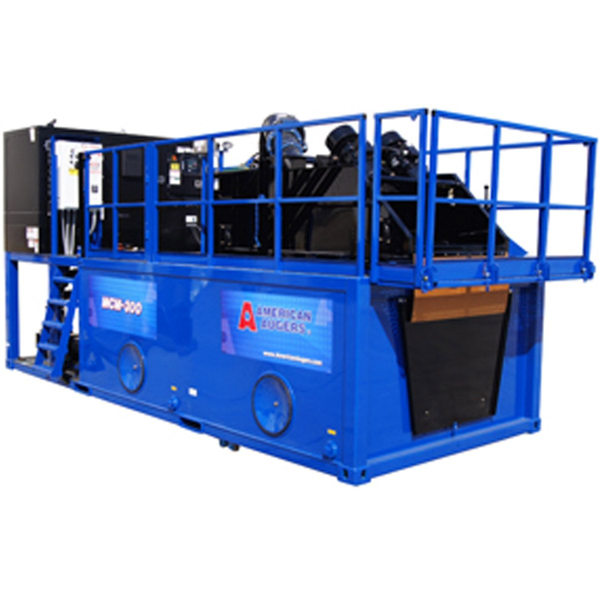 MCM-300 Drilling fluid cleaning systems