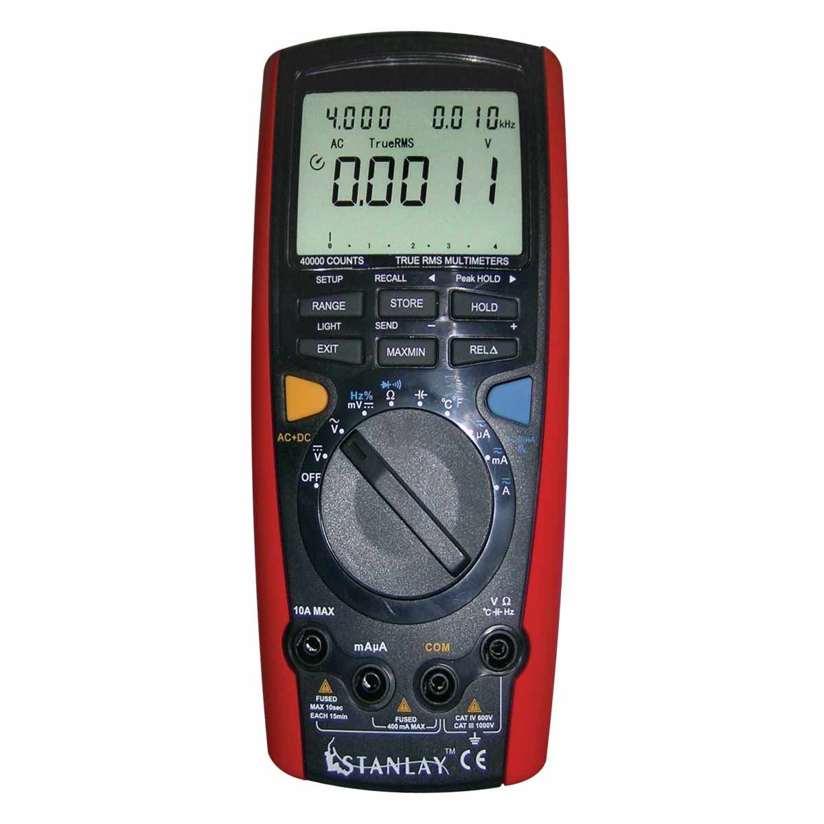 71 D Intelligent Multimeter
